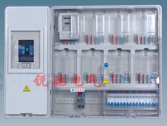 安装接线盒,漏电开关dz12,dz18,dz47,rcl熔断器以及隔离开关等.