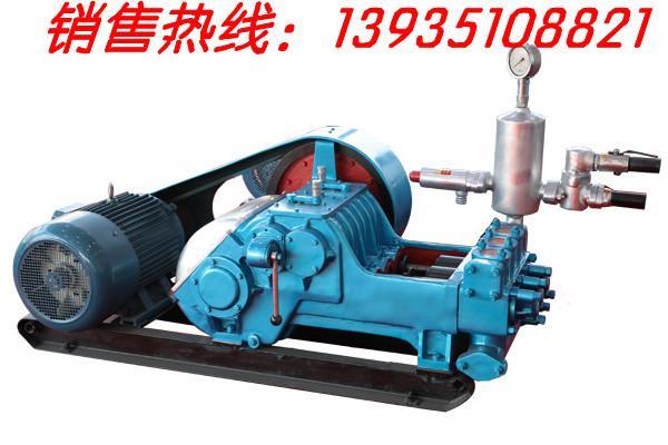 泥浆泵结构,泥浆泵原理