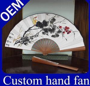 【工厂直销】传统工艺精致做工用心打造各式绢扇