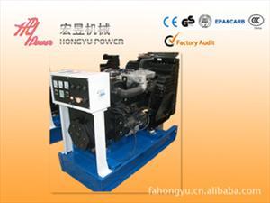 15KW柴油发电机组 开架发电机组 发电机