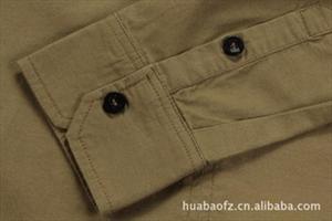2012夏季新款 男士衬衫 男装长袖修身时尚休闲衬衣6618-1