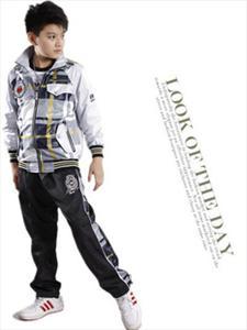 【梦童王子】厂家直销2012男童装冬款棉衣两件套装