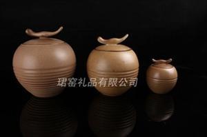 【火热畅销】供应茶叶罐 精致创意茶叶罐 子弹棕色茶叶罐