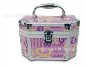 厂家直销 铝合金化妆箱 专业化妆箱 化妆箱批发