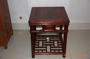 厂家直销 红木家具 古典家具 酸枝木 梳背沙发10件套 红木家具