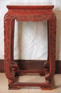 厂家直销 红木家具 古典家具 紫檀木 九龙宝座 红木家具