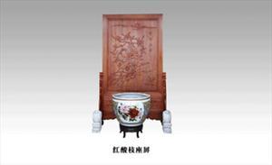 厂家直销 红木家具 古典家具 酸枝木 座屏 红木家具