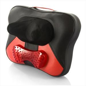 供应颈椎按摩枕 推拿颈椎按摩器 多功能腰颈按摩枕 一件代发