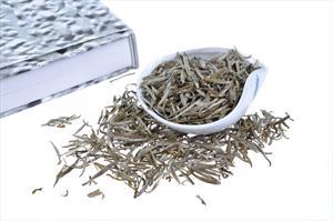 福州特级清香茉莉花茶 新茶茉京银针商务茶120g