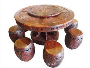 供应 古典古餐桌 高档酸枝木 量大从优 价格实惠