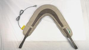 2012新款 按摩披肩 颈肩乐 肩部按摩器 按摩器批发 厂家直销