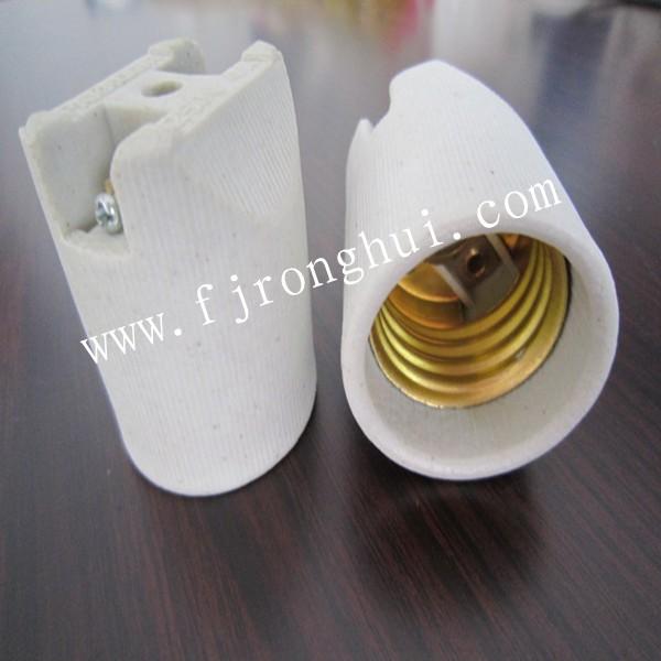 1,材料:陶瓷 规格 陶瓷/陶瓷灯座,灯座,陶瓷灯座,陶瓷灯座 1、本文,第12,14,26,头,e40灯座,陶瓷刀开关,熔断器系列等。 2、金属:铝/铜/黄铜/,根据客户的选择。 3、专业生产 4、我们是制造,但有权办理出口业务独立。 5、符合标准 我们的优势: 一:各种款式,颜色和大小可定制。 二:优良的品质,优惠的价格,良好的信誉,及时的交货时间。 三:我们可以做不同的包装作为您所需要的。 四:交货时间:交货及时。 五:畅销于国内和海外市场。