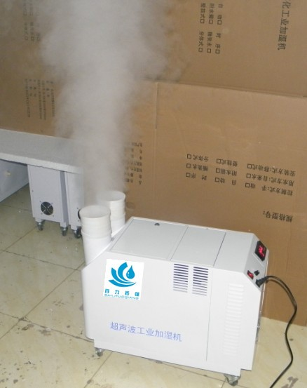 工业超声波加湿器报价|蘑菇大棚用加湿器-时间控制的喷雾加湿器图片