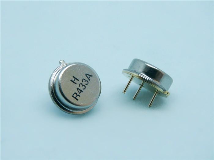 声表谐振器|声表面谐振器t039/f11-315m|433m中科晶