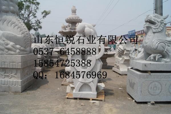 长乐南山公园动物雕像