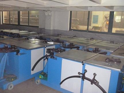 杭州电动虾米弯头机,三本厂家直销供应商:上海三本