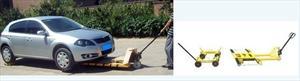 液压汽车移位器 脚踏移车器 汽车拖车器 车辆移位器