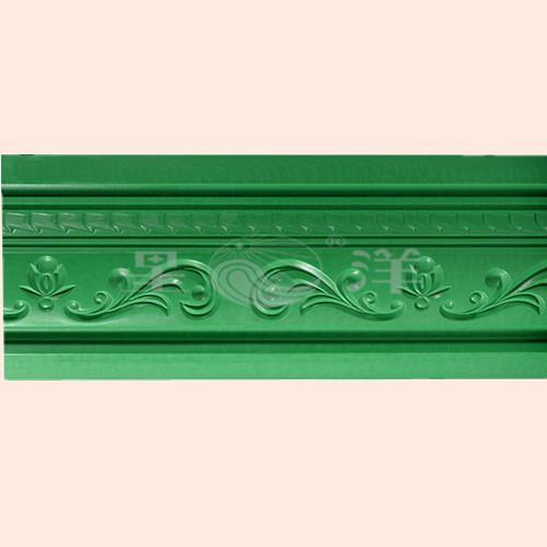 欧式石膏线模具天花石膏角线石膏线装饰效果图