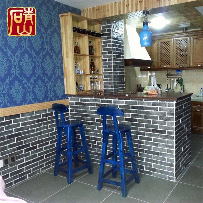 青山石青砖电视背景墙砖中式仿古砖图片