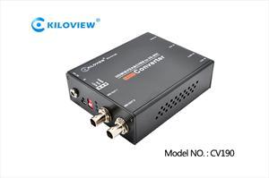 HDMI VGA CVBS AV转SDI转换器广播级工厂直供