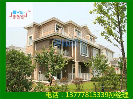 重庆市别墅pvc方形雨水管