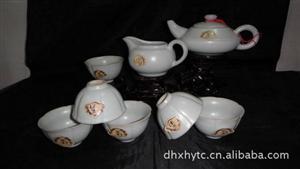 供应  汝瓷茶具正套装 好质量 档次高 外观精美