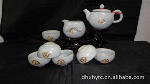 赠送友人 家居适用 汝瓷品杯  茶杯 套装  外观精美