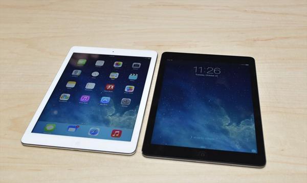 苹果公司发布ipad air及视网膜屏ipad mini