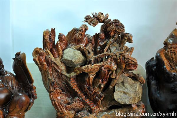 闽侯根雕——让人震惊的神奇艺术