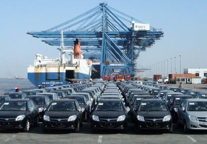 福建自主品牌汽车首次出口朝鲜
