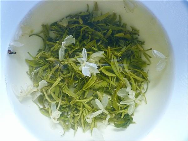 茉莉花茶叶