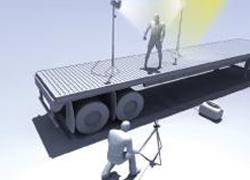专业摄影布光技巧3:自然光与反光板