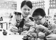 德化设立民警陶瓷创作基地