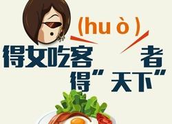 餐饮O2O:得女吃货者得天下