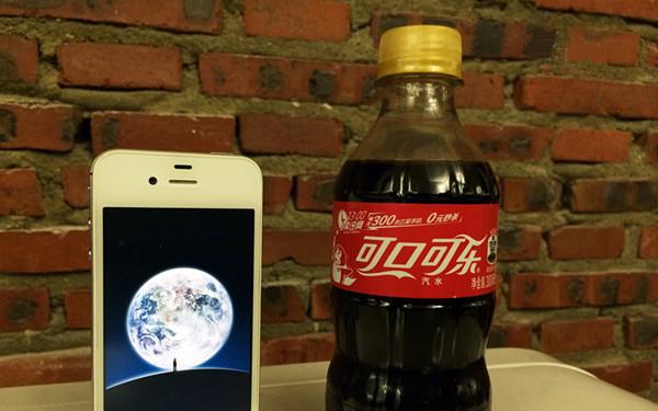 可口可乐与微信携手