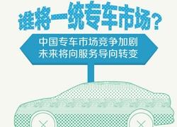 专车市场谁来一统江湖?