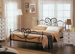 选购铁艺床方法:怎样的铁艺床才算好?