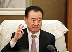 王健林:企业没有赢利 靠讲故事是不能长久的