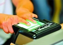 外国游客到日本购物观光可指纹认证