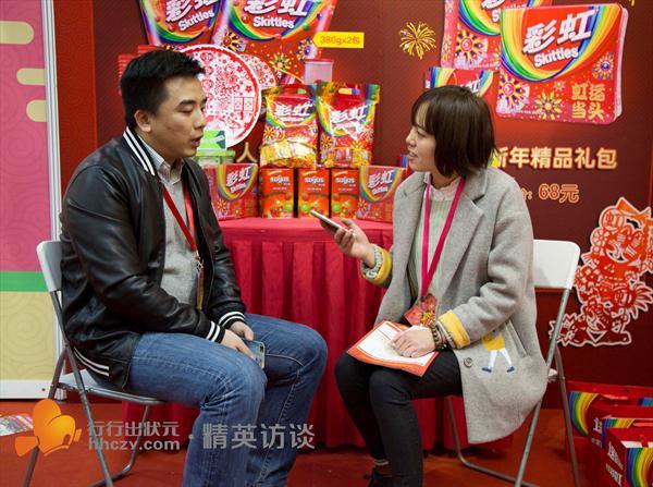 黄斌:以消费者为核心 聆听他们的需求