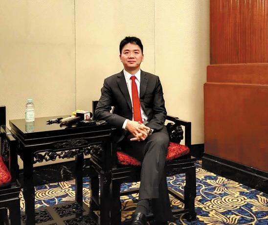 刘强东,京东,积木型组织