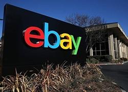 eBay将于2019年开始对美国四个州征收电商销售税
