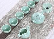 中国陶瓷茶具品种介绍