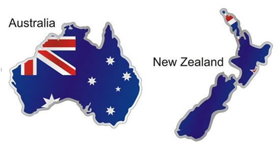 澳大利亚,新西兰,电商网站