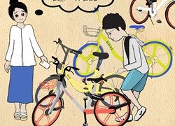 共享单车管理难,上海交通委向公众征询管理意见