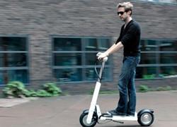 共享时代:电动滑板车开始全球扩张