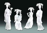 国家级非物质文化遗产:德化瓷烧制技艺
