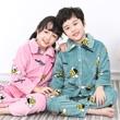 儿童法兰绒睡衣