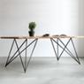 北欧复古实木餐桌