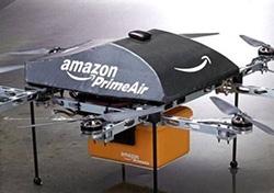 亚马逊推出新款送货无人机,能否顺利开展递送服务?